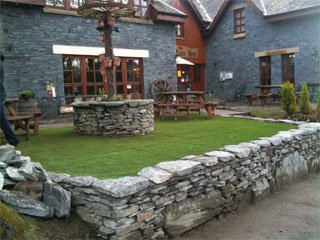 Pub, Hotel And Restaurant: The Hospitality Industry Is Beginning To See The  Advantages Of Installing Artificial Grass   Hotel U0026 Pub Entrances,  Balconies, ...